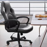 PC and Racing Ergonomic Mesh Office Chair by Ebern Designs