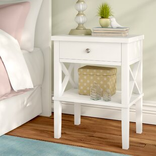 Silvestri 1 Drawer Nightstand