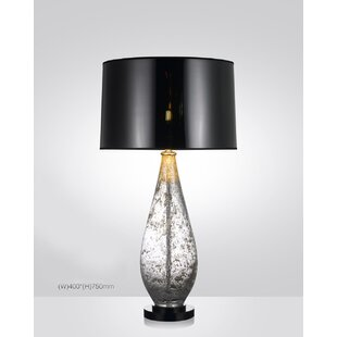 Steelman Blown Glass 26 Table Lamp