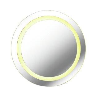 Orren Ellis Viet LED Bathroom/Vanity Mirror
