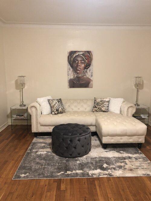 1000 Glam Living Room Design Ideas Wayfair