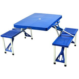 Foldable Picnic Table