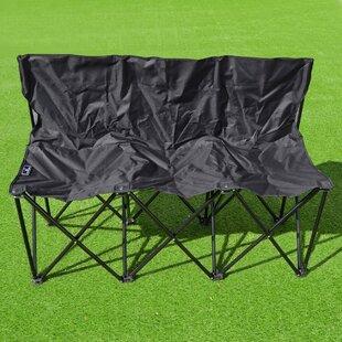 Woodbridge Sideline Sports Folding Camping Bench