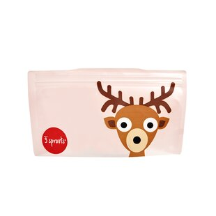 Deer Snack Bag (Set of 2)