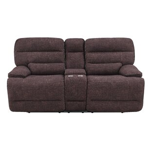 Shop Ballyrashane Reclining Loveseat by Winston Porter