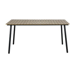 Masi Aluminium Dining Table By Sol 72 Outdoor