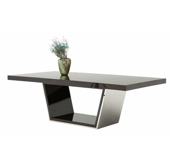 Dining Table With Metal Top Wayfair