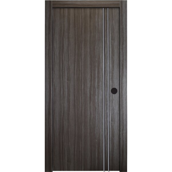 Belldinni Flush Manufactured Wood Palladio Standard Door Wayfair