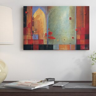 'Passage to India' Painting Print on Canvas by East Urban Home