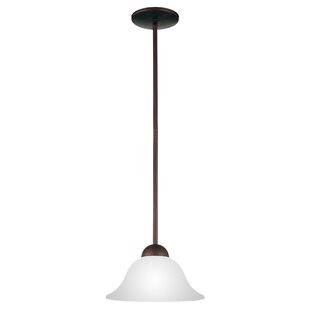 CWI Lighting Maddy 1-Light Cone Pendant