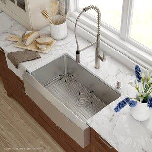 Farmhouse Sink Faucet Combo Wayfair