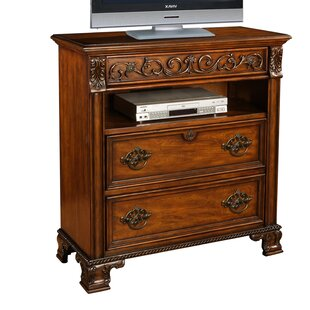 Kensington 3 Drawer Media Chest