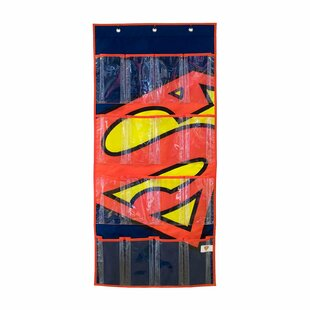 Best Superman 8 Pair Overdoor Shoe Organizer By Everything Mary