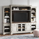 Belle Meade Entertainment Center for TVs up to 70 by Kelly Clarkson Home