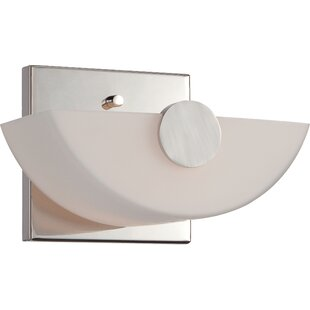 Braylee 1-Light Bath Sconce by Orren Ellis