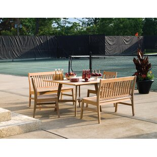 Breakwater Bay Laney 5 Piece Dining Set