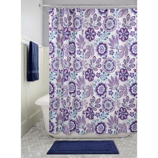 Luna Single Shower Curtain