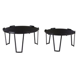 Berumen 2-Piece Coffee Table Set (Set of 2)