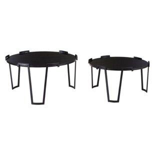 Berumen 2-Piece Coffee Table Set (Set of 2)