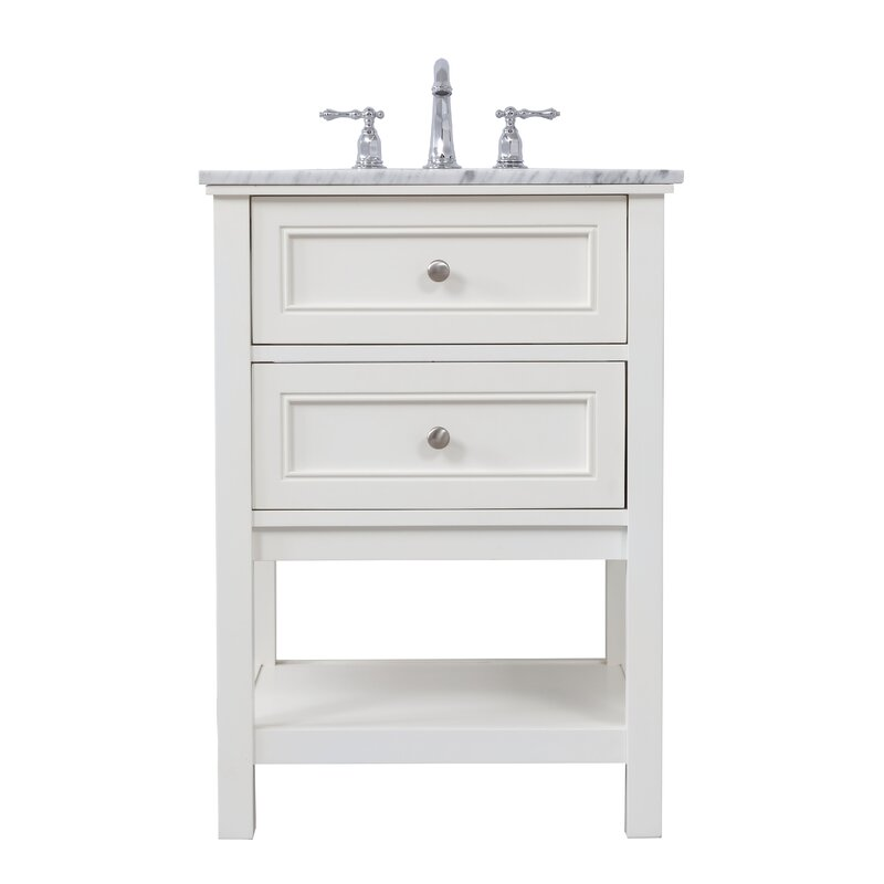 "Melissa 24"" Single Bathroom Vanity Set"