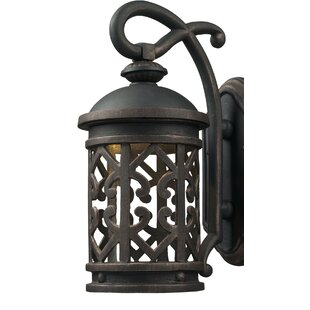 Compare & Buy Robyn 1-Light Outdoor Wall Lantern By Darby Home Co