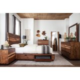 Domingue Platform Configurable Bedroom Set by Foundry Select