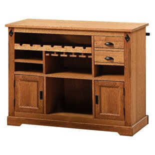 Rosemary Bar Cabinet By Alpen Home