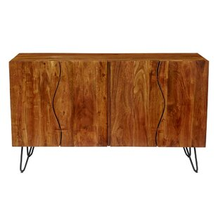 Union Rustic Lolotoe 2 Door Accent Cabinet