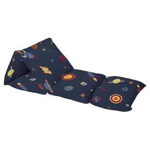 Space Galaxy Floor Pillow Lounger Cover