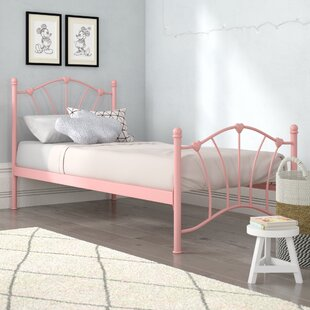 Girls Pink Bed | Wayfair.co.uk