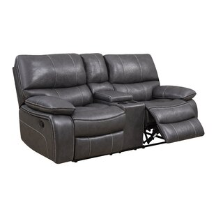 Savings Merrimack Console Reclining Loveseat by Red Barrel Studio Reviews (2019) & Buyer's Guide