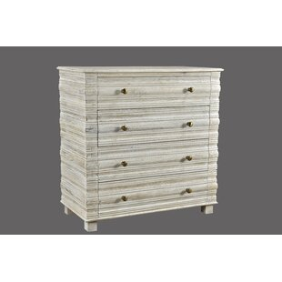 Bungalow Rose Endsley 4 Drawer Chest Image