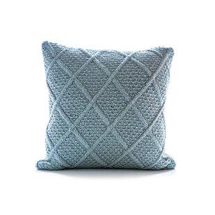 Jun Cotton Throw Pillow