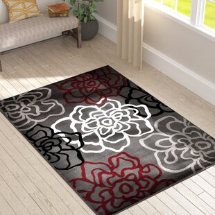 Shopping for Elliott Bay Red/Gray Area Rug By Andover Mills