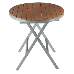 Dinesh Folding Metal Dining Table