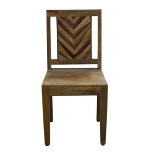 Great choice Glaucia Solid Wood Dining Chair by Union Rustic Reviews (2019) & Buyer's Guide