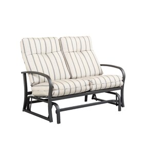 Outdoor Masterpiece Terrabay Loveseat wit..