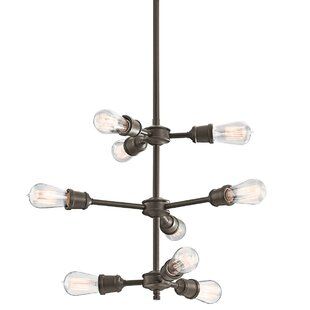 Kichler Lucien 9-Light Chandelier