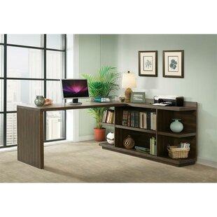 Greyleigh Arbyrd Return Desk with Bookcase