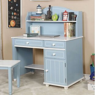 Jenkins 24 W Writing Desk by Rosecliff Heights