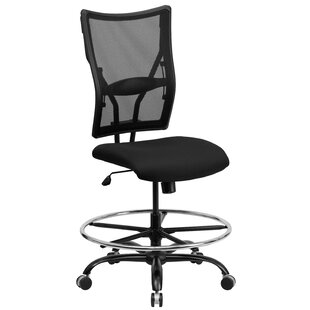 Laduke Mesh Drafting Chair