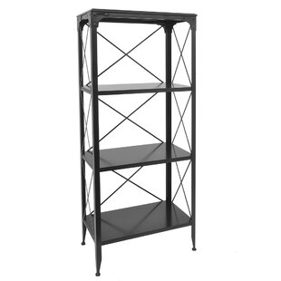Isidore Etagere Bookcase by August Grove