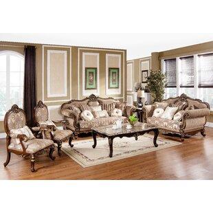 Astoria Grand Encinas 3 Piece Living Room..