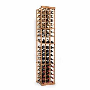 Wine Enthusiast N'finity 54 Bottle Floor Wine Rack