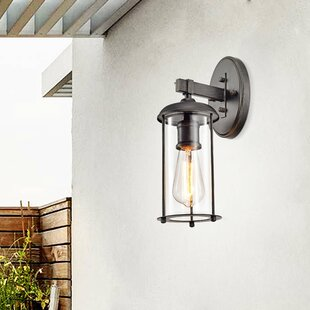 Columbiana Outdoor Sconce by Gracie Oaks