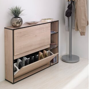 Reviews 8 Pair Shoe Storage Cabinet By Brayden Studio