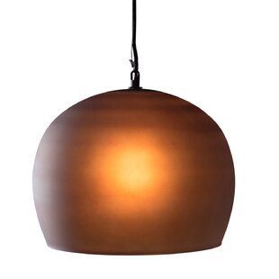 Wildon Home ? Emery 1-Light Bowl Pendant