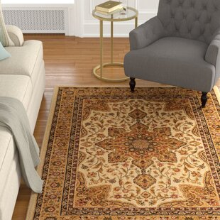 Caterina Ivory Area Rug by Astoria Grand