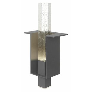 Compare prices Aspen 1-Light Outdoor Sconce By Radionic Hi Tech