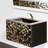 Aucoin Luxury 32 Wall-Mounted Single Bathroom Vanity by Everly Quinn
